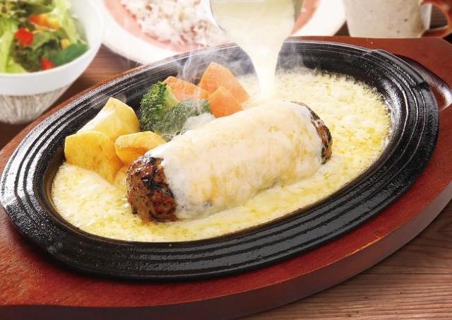 岡山初上陸! 十六雑穀米オムライスと炭焼きハンバーグの「おむらいす亭」