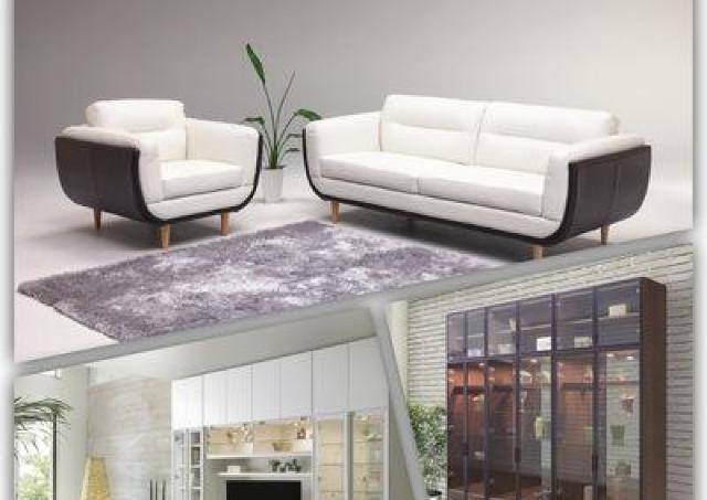 高級家具から限定品まで限界プライス!「家具の大アウトレット展」
