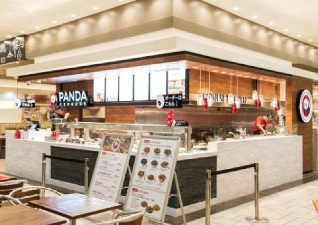 アメリカンチャイニーズレストラン「パンダエクスプレス」  2日間ドリンク無料提供
