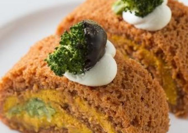11月は健康月間! 緑黄色野菜たっぷりスイーツを食べよう