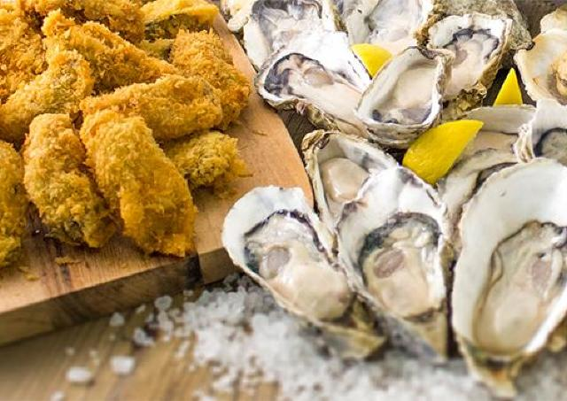 いよいよシーズン到来! 旬の真牡蠣料理の食べ放題スタート