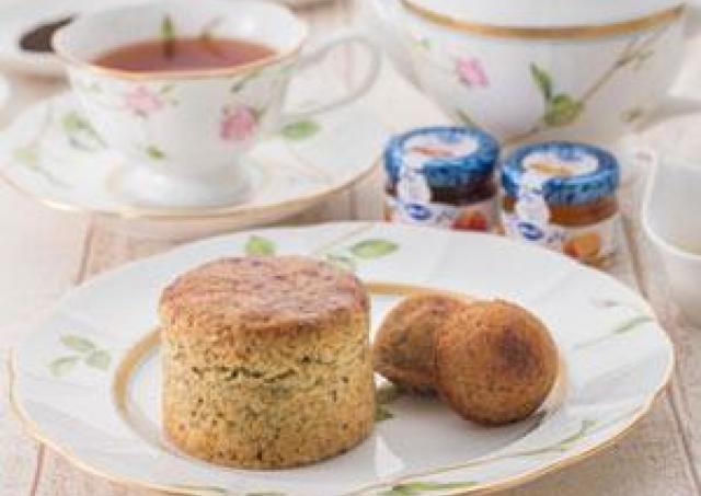 「おいしい紅茶の店」として認定! 大阪新阪急ホテルで記念デザート販売