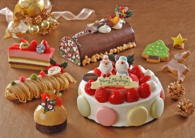 クッキーでできた「お菓子の家」も! 可愛いXmasスイーツ続々登場