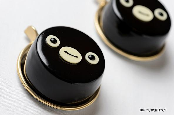 大人気の「Suicaのペンギンケーキ」、2日間だけショコラマロン味に!