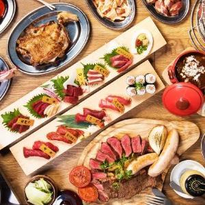 自慢の肉ランチが一律500円! 新宿名店横丁の「肉祭り」がアツい
