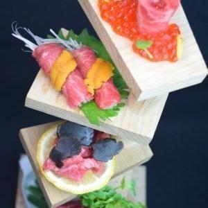 2280円の「肉タワー」が驚きの290円! 渋谷の新店が破格サービス
