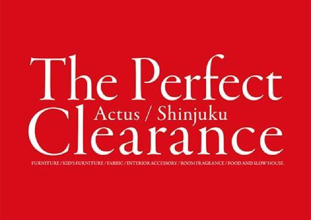ACTUS新宿店、大改装前に展示品売り尽くし!