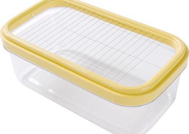 バターの切り分け、永遠に終了。ニトリで買える究極の便利グッズ