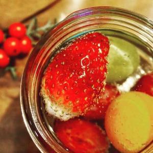 ホームパーティーで褒められる! 炭酸水×フルーツのアレンジメニュー