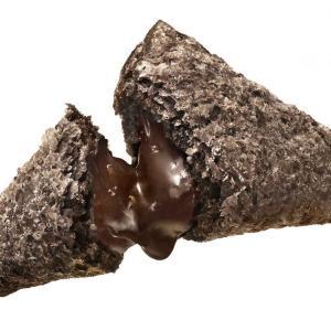 マック新作の三角チョコパイは「プレミアム」なのに150円の神プライス