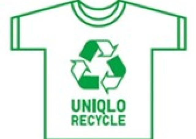 ユニクロ、米英仏でも全商品リサイクル