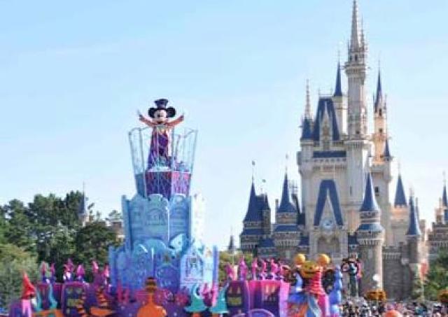 年に1度のお楽しみ 仮装してディズニー・ハロウィーンに行こう!