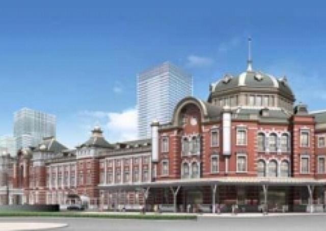 東京駅「赤レンガ駅舎」、来年6月に一部営業開始