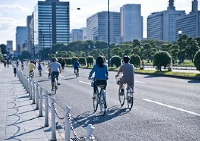 お手軽「自転車」保険 月々100円