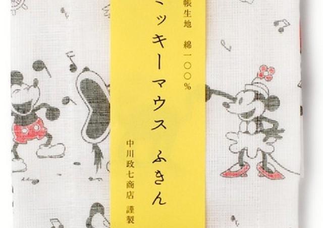 奈良の老舗がディズニーとコラボ