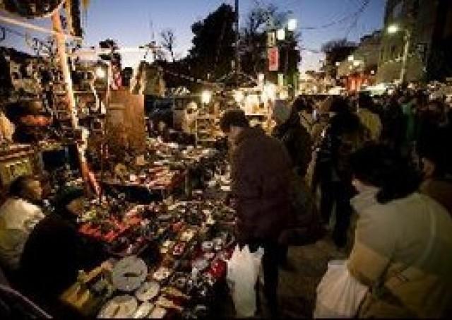 430年以上続くマーケット「ボロ市」 今冬も開催