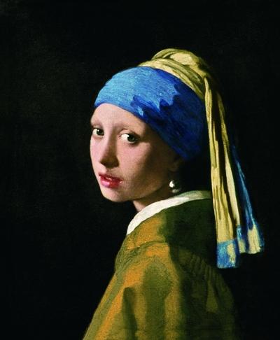 ヨハネス・フェルメール 「真珠の耳飾りの少女」