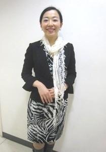 アフター5は裾が華やかになびいて女性らしいスタイルに