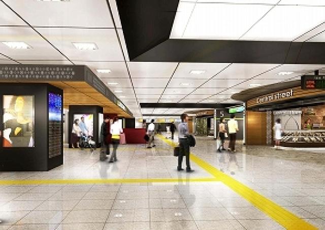 東京の名物&老舗スイーツ12店が集結 東京エキナカに新施設誕生