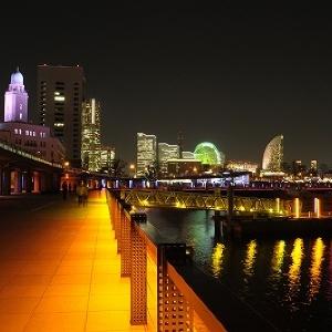 もうひとつの横浜夜景 「スマートイルミネーション横浜2012」
