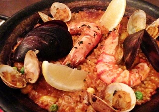 広報OLグルメ日記♯2 パエリア、アヒージョは必食!スペイン料理「Bar de Ollaria」/恵比寿