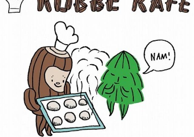 かわいすぎ♪ 北欧の癒しキャラ「KUBBE」の限定カフェ、営業中~
