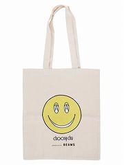 「BEAMS」×「choosy chu」のトートバッグ