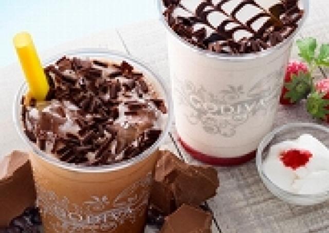 日本限定! ゴディバの冷たいチョコドリンク2種がデビュー