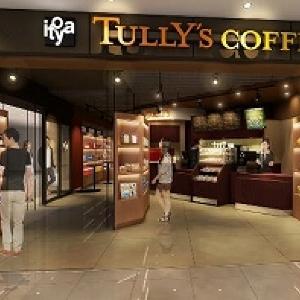 タリーズ×伊東屋 文房具買えるコラボカフェが横浜駅にオープン