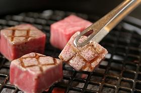 高級肉を使った「ヒレカク」が半額に