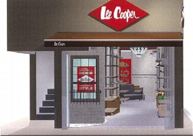 英国の老舗デニム「Lee Cooper」日本上陸 1号店は下北沢に