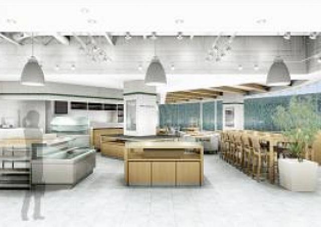 「DEAN & DELUCA」が大阪初出店 マーケットとレストランの新業態