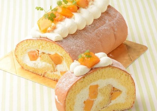 6月6日はロールケーキの日 自由が丘に限定「新感覚アイスロール」
