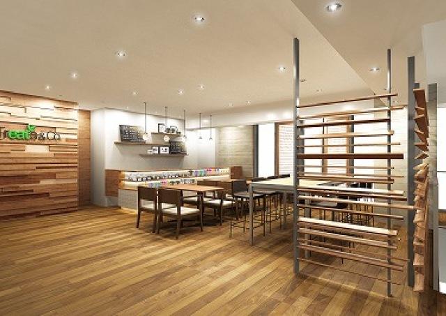 人気ギフトショップ「レイジースーザン」初のカフェ 伊勢丹新宿店にオープン