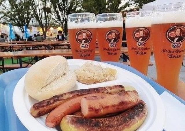競馬場でビール三昧!「大井オクトーバーフェスト」開催