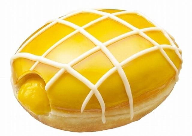 クリスピー・クリーム マンゴーなど南国の新ドーナツ発売