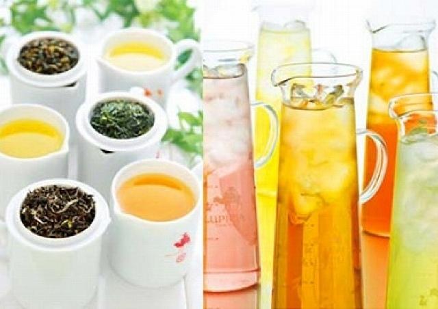 世界のお茶を無料試飲! 100種以上並ぶ「お茶の祭典」開催