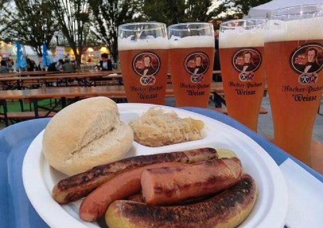 ドイツ&日本のビールが競演 日比谷公園でオクトーバーフェスト