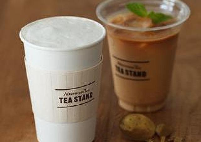 もっと自由に紅茶を楽しもう!「アフタヌーンティー」セルフカフェの旗艦店、表参道に