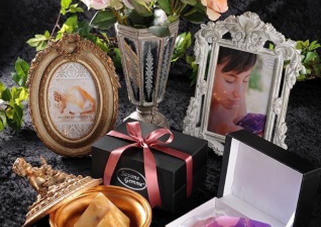 その美しさで話題に!宝石石鹸「サボンジェム」ついに日本初の直営店オープン