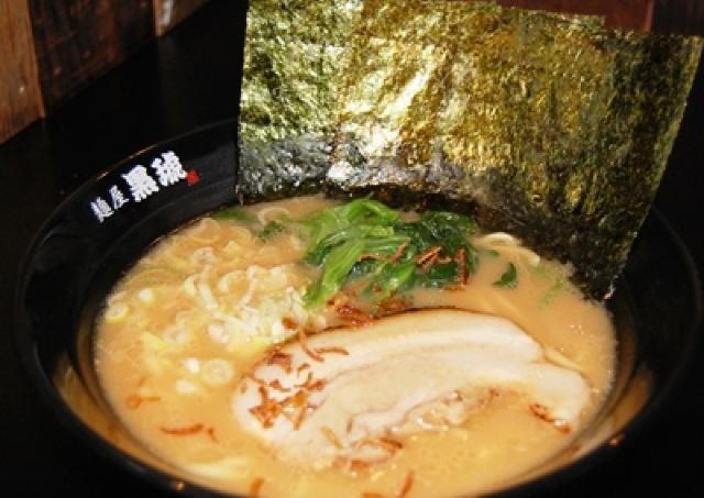 とんこつ醤油ラーメン1杯100円!渋谷「麺屋黒琥」でオープン大感謝祭