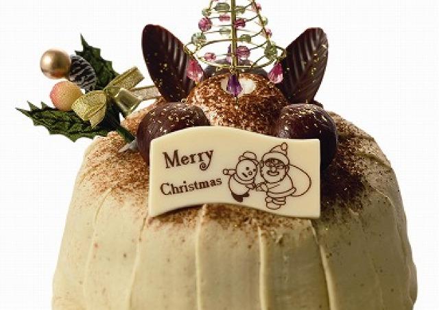 キャイ~ン天野がXmasケーキをプロデュース 有名パティシエ3人とコラボ