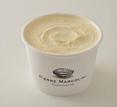 シーズン カップ アイスクリーム 「ホワイト チョコレート」