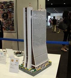 Tokyo Bargain Mania4×4×5ミリのブロックが生み出す迫力の世界 グランプリ作など約90点が集まるナノブロック公式イベント