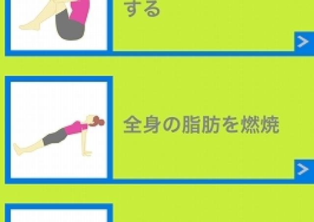 女子力向上アプリ #66 GW後の体重増量と戦う!カラダ引き締めお役立ちアプリ