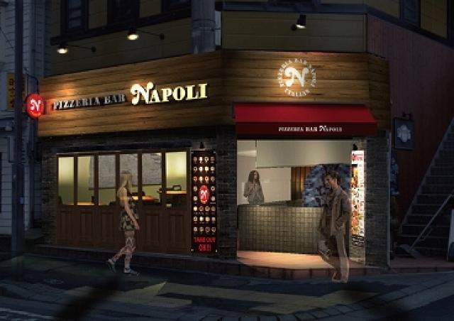 東京で大人気!人気ワンコインの窯焼きピッツァ 県内2号店オープン