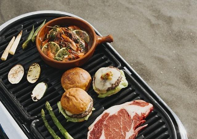 ルミネ各店で恒例ビアガーデン 池袋ではJOURNAL STANDARDの本格BBQも