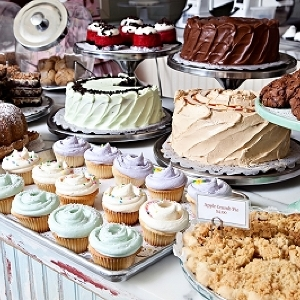 SATCで大ヒット! NYカップケーキ「マグノリアベーカリー」日本第1号店が表参道に上陸