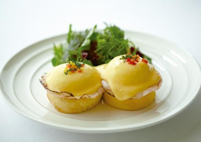 NYの朝食の女王「サラベス」 アトレ品川に国内3店舗目