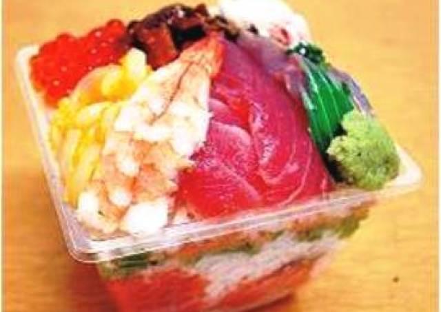 7つのネタの海鮮丼、おかず7種入ったステーキ弁当... 大丸東京で「7」づくしの七夕弁当